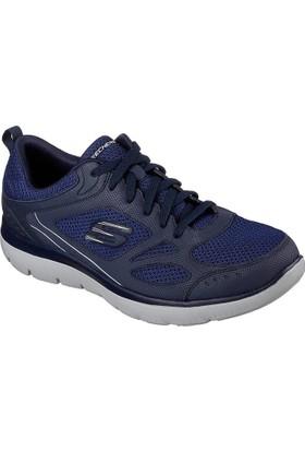 Skechers Summıts Erkek Spor Ayakkabı 52812-Nvy