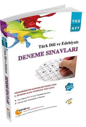 Anka YKS AYT Türk Dili Ve Edebiyatı 24 Deneme