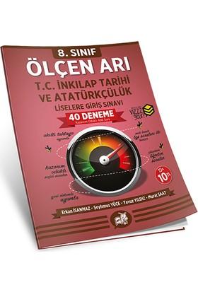 Arı 8. Sınıf LGS T.C. İnkılap Tarihi Ve Atatürkçülük Ölçen 40 Deneme