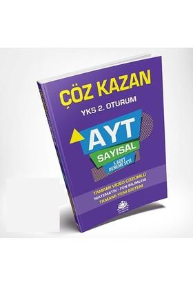 Çöz Kazan YKS AYT Sayısal 5'li Deneme
