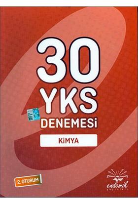 Endemik YKS Kimya 30 Deneme