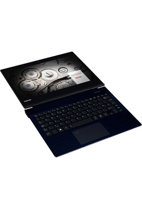 """Toshiba Portege X20W-D-10V Intel Core i7 7500U 8GB 512GB SSD Windows 10 Pro 12.5"""" FHD Taşınabilir Bilgisayar"""