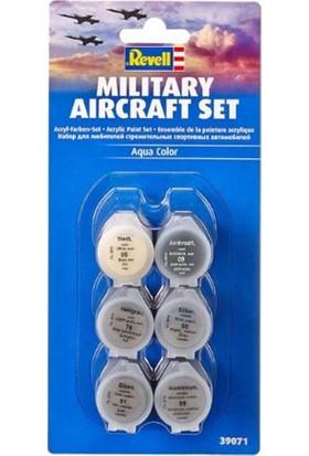 Revell Su Bazlı Maket Boya Seti 20 ml Askeri Uçak 39071