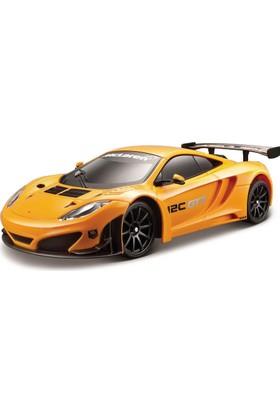 Maisto Uzaktan Kumandalı 1:24 McLaren MP4 12C GT3 Racing RC 81145