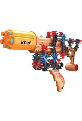 Knex Sabertooth Rotoshot Blaster Building Set 47024