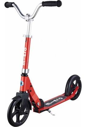 Micro Scooter Cruiser Katlanabilir Kırmızı SA0169