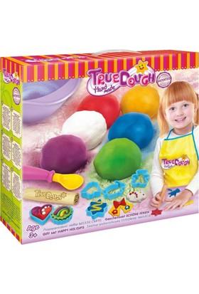 True Dough Organik Oyun Hamuru Mutlu Tatiller Hediye Seti 23008