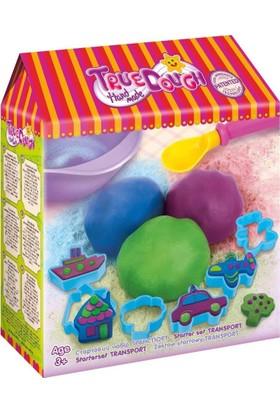 True Dough Organik Oyun Hamuru Taşıtlar Başlangıç Seti 22007
