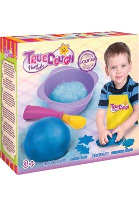 True Dough Organik Oyun Hamuru Mavi Tekli Paket 21017