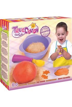 True Dough Organik Oyun Hamuru Turuncu Tekli Paket 21014