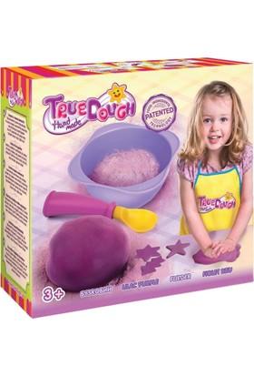 True Dough Organik Oyun Hamuru Lila Tekli Paket 21012
