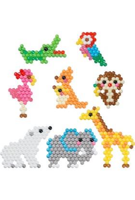 Aqua Beads Hayvanat Bahçesi Yaşam Boncuk Seti 31078
