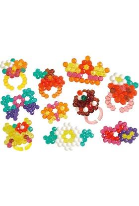 Aqua Beads Göz Kamaştırıcı Yüzük Boncuk Seti 79278