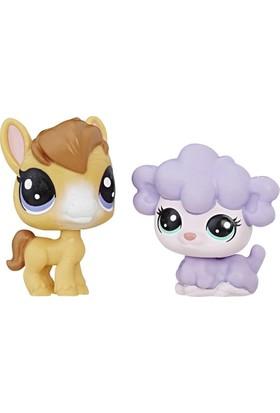 Little Pet Shop İkili Küçük Miniş B9389-C1678