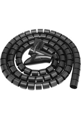 Alfais 5118 Spiralli Kablo Toplayıcı Düzenleyici Toplama Kablosu