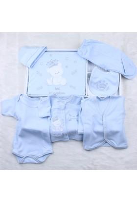 Babybal Baby Hastane Çıkışı 10'lu Set 624 Mavi