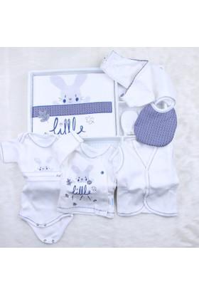 Babybal Baby Hastane Çıkışı 10'lu Set B24 Lacivert
