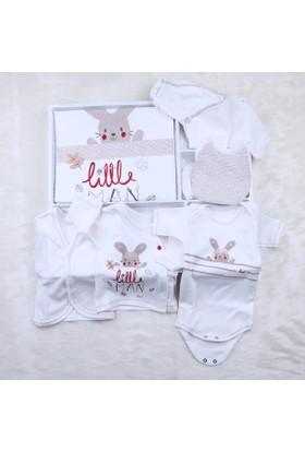 Babybal Baby Hastane Çıkışı 10'lu Set B25 Kırmızı