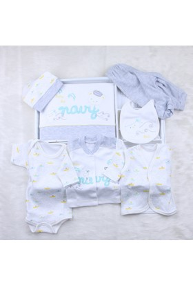 Babybal Baby Hastane Çıkışı 10'lu Set B27 Sarı