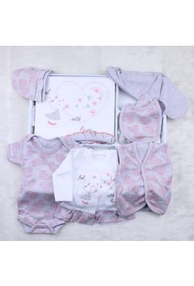 Babybal Baby Hastane Çıkışı 10'lu Set B29 Gri