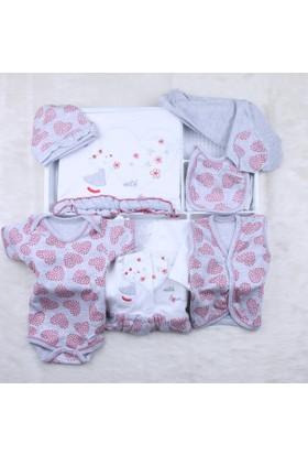 Babybal Baby Hastane Çıkışı 10'lu Set B31 Gri