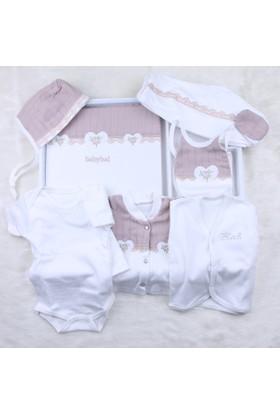Babybal Baby Hastane Çıkışı 10'lu Set B34 Kahverengi