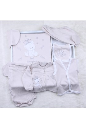 Babybal Baby Hastane Çıkışı 10'lu Set B36 Kahverengi