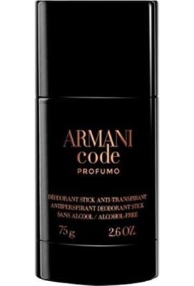 Giorgio Armani Code Profumo Deodorant Stick 75 Gr
