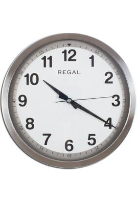 Regal 0530 Sw Metal Çerçeve 30 Cm Duvar Saati