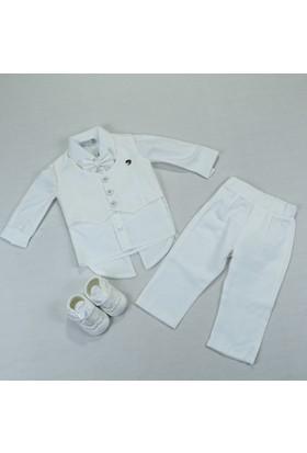 Pugi Bebek Mevlüt Takımı 2054Pg 10 Beyaz