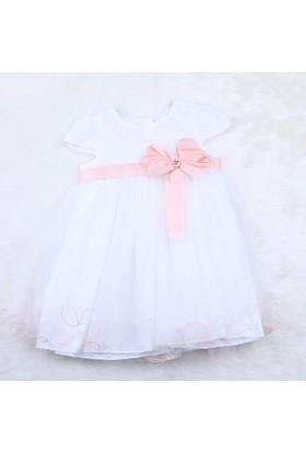 Misse Moda Misse Elbise 6138 Beyaz