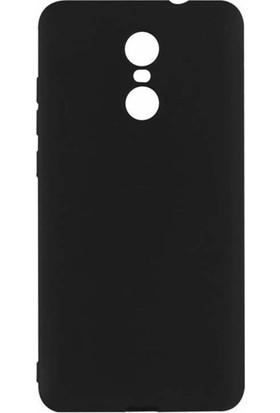 Microcase Xiaomi Redmi Note 3 Elektrocase Silikon TPU Kılıf + Tempered Cam
