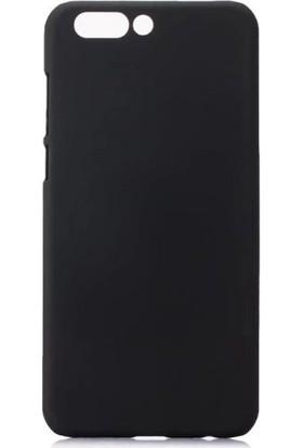 Microcase Asus Zenfone 4 ZE554KL Sert Slim Rubber Kılıf + Tempered Cam