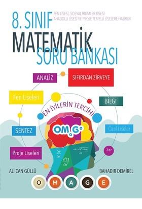 8. Sınıf Omage Fen Liselerine Hazırlık Matematik Soru Bankası - Ali Can Güllü