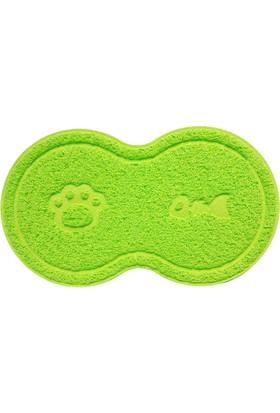 Kedi Paspası Açık Yeşil 26 X 46 Cm