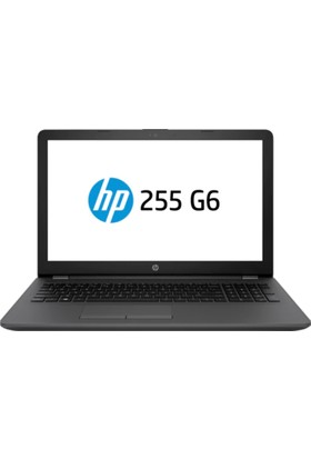 "HP 255 G6 AMD E2 9000 4GB 500GB Windows 10 Home 15.6"" Taşınabilir Bilgisayar 1WY27EA"