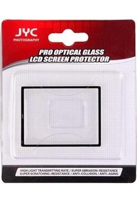 Nikon D90 için Slim İnce HD Pro.Optical Glass Ekran Koruyucu Cam 0,3mm - JYC