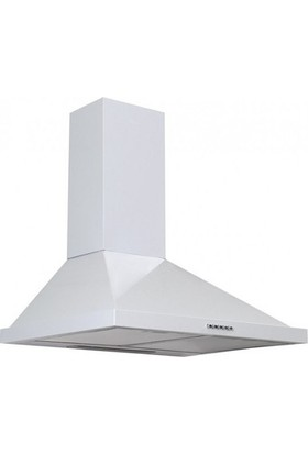 Exep Gusto Beyaz Piramit Davlumbaz