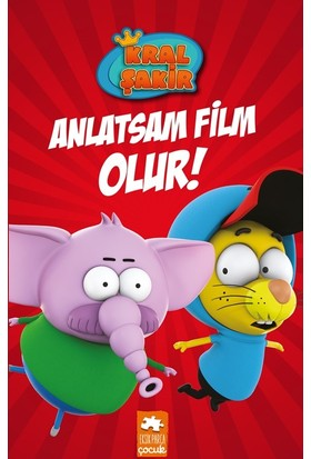 Kral Şakir Anlatsam Film Olur!(Ciltli) - Varol Yaşaroğlu