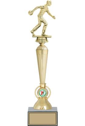 B-Sport Bowling Figürlü Kupa B-022