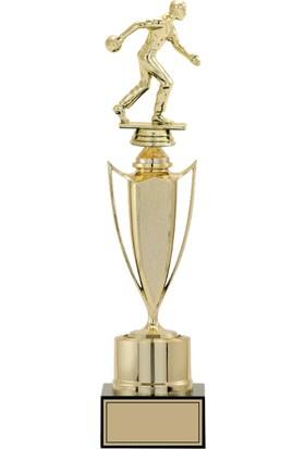 B-Sport Bowling Figürlü Kupa B-026