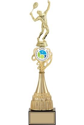 B-Sport Tenis Figürlü Kupa B-019
