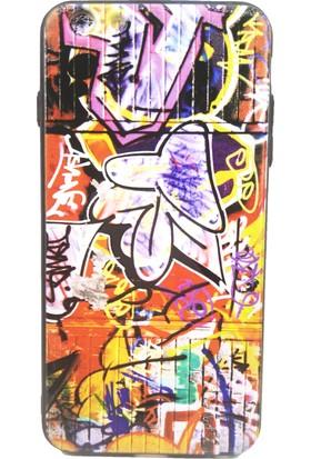 Art Design Apple iPhone 7 Plus Desenli Kılıf + Temperli Ekran Koruyucu