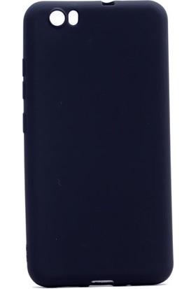 Etabibizde Vestel Z10 Kılıf Premier Yumuşak Silikon Arka Kapak Siyah