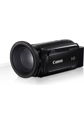 Canon LEGRIA HF R77 Premium Kit (Büyük Batarya + Geniş Açı Lens)