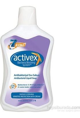 Activex Sıvı Sabun 650 Ml Hassas (Kapaklı)