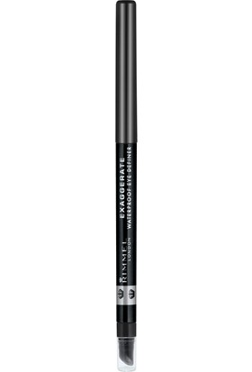 Rimmel London Exaggerate Waterproof Eye Definer Noir