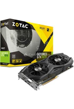 Zotac GTX1070 8GB GDDR5 AMP Core Ekran Kartı ZT-P10700N-10P