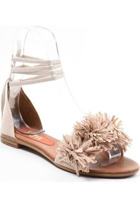 Sapin Kadın Sandalet 26455