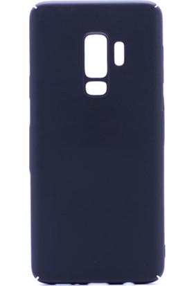 CoverZone Samsung Galaxy A8 Plus Kılıf 2018 Kılıf Soft Rubber Silikon + Temperli Ekran Koruma
